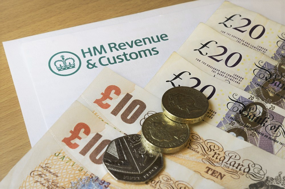 HMRC Tax Code Notice