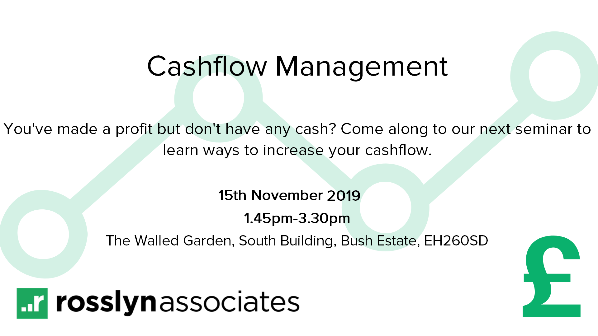 SEMINAR 4: Cashflow Management