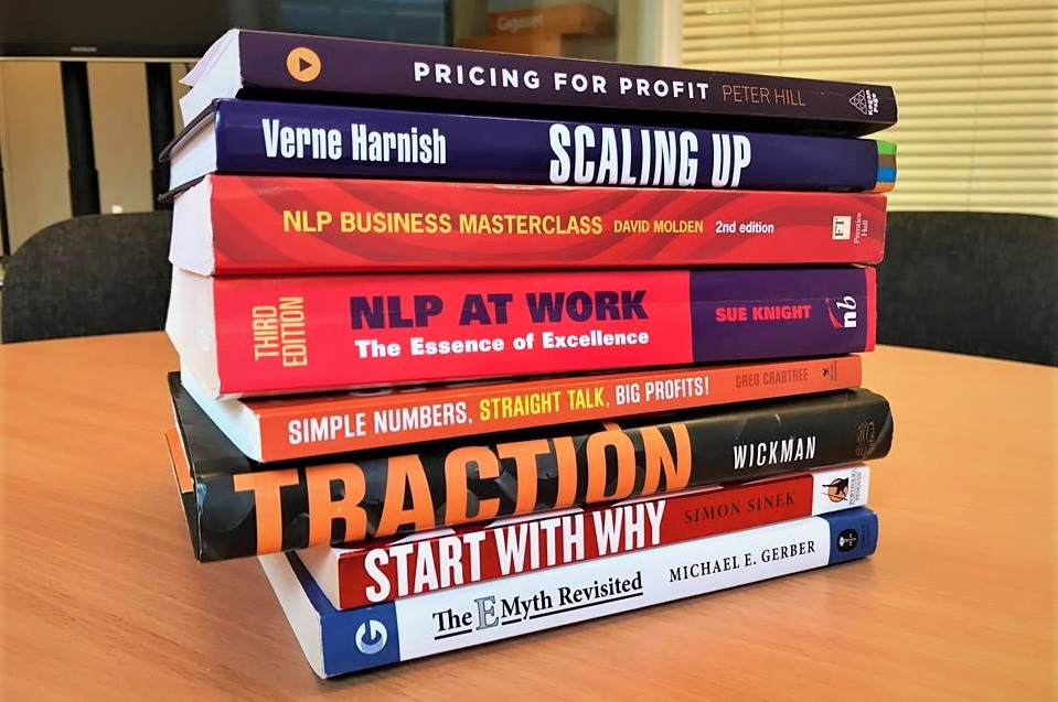 Inspiring Business Books