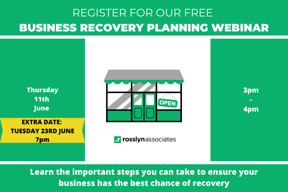 WEBINAR: Business Recovery Planning (EXTRA DATE)