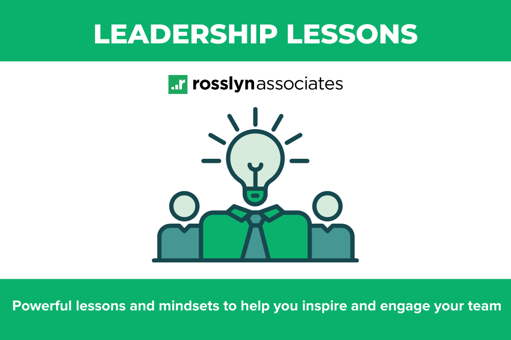 Leadership lessons picture